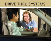 drive thru systems and equipment