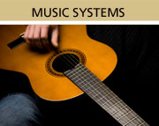 music systems, background music