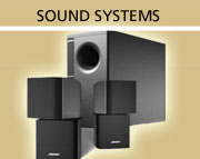 sound systems design and installtion, custom sound system design, sound systems for all budgets